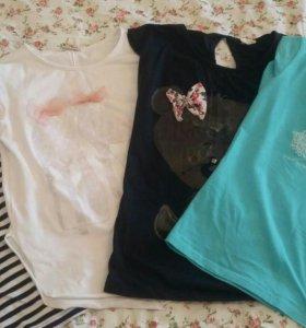 футболки р-р 44-46