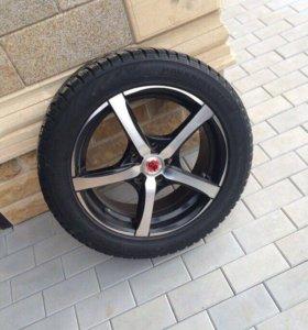 Зимний комплект колёс