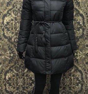 Новое зимнее пальто размер 46-48