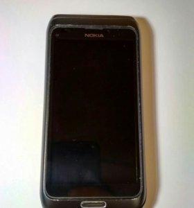 Телефон Nokia E7