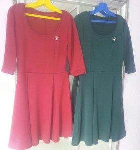 Платье Дама М:L