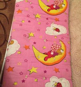 Продам матрас для детской кроватки