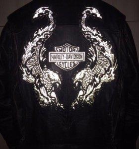 Настоящая куртка Harley Davidson