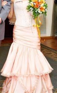 Свадебное платье 5 в 1.