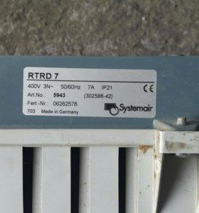 Трансформатор пятиступенчатый Sistemair  RTRD 7