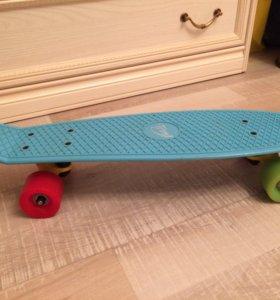 Скейт mini