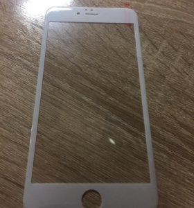 3D стекло на  Iphone 6 Plus и  Iphone 6