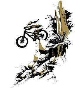 Чиню велосипеды