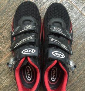 Ботинки вело North Wave