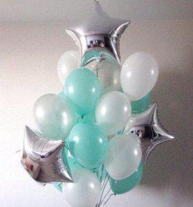 """Воздушные шары,гелиевые шары""""Звездный"""""""