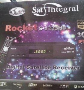 Сат ресивер Sat-integral 1223 hd rocket