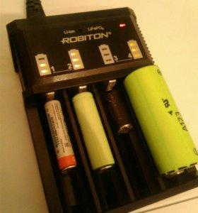 Автоматическое зарядное устойство для любых АКБ