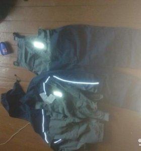 Спецодежда (костюм электромеханика сцб)