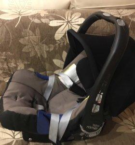 Автокресло Romer baby safe plus SHR II + база