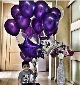 Воздушные шары,гелиевые шары.Набор № 2