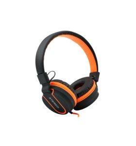 Наушники Sound Intone PTM I35-01 Black-Orange