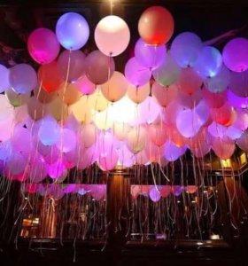 Светящие шары