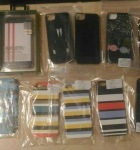 IPhone 5, 5s, SE. чехол бампер накладка