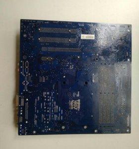 Материнская плата на процессоре АМД