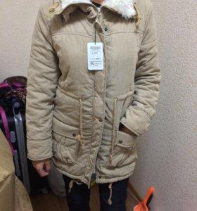 Куртка новая демисезон L-XL