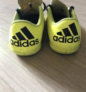 Бутсы Adidas для футбола