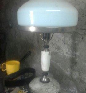 Сталинская настольная лампа