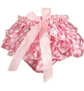 Детские юбка-трусы