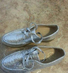 Новые совершенно ботиночки