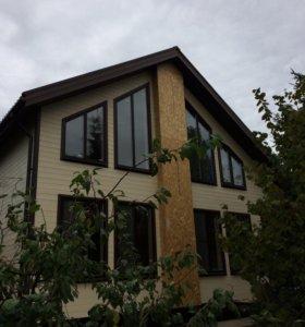 Строительство деревянных коттеджей,домов и бань