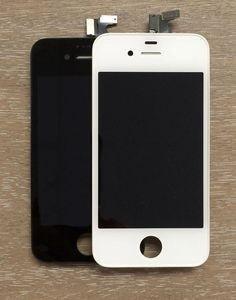 Дисплей iphone 4 оригинал с перекленным стеклом