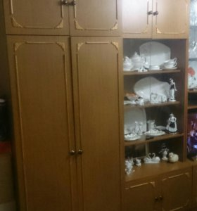 Стенка, шкафы