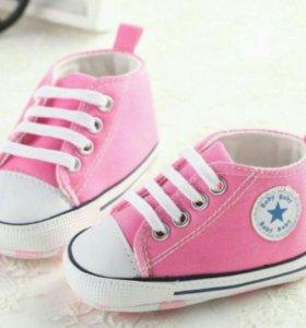 Обувь для малышей. Новое.