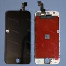 Дисплей для IPhone 5se ориг с перекленным стеклом
