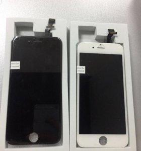Дисплей IPhone 6 оригинал с перекленным стеклом