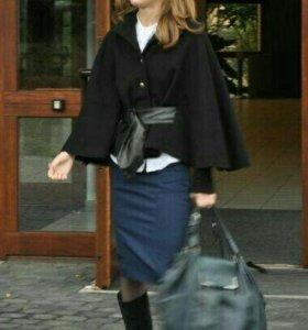 Пальто пончо New Look