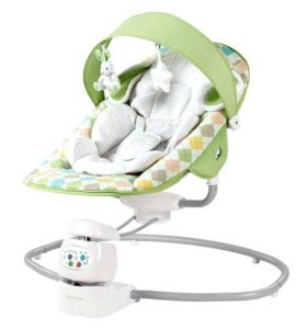 Happy baby кресло-качель