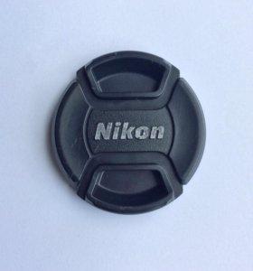Крышка на объектив Nikon