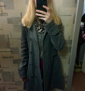 Осеннее пальто 42р H&M