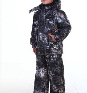 Настоящая одежда для леса,охоты,рыбалки(для детей)