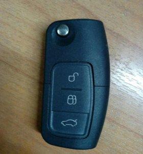 Ключ зажигания Ford