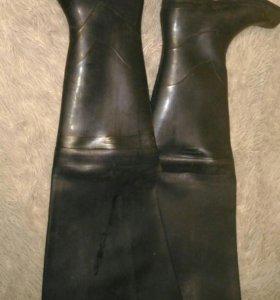 Болотные сапоги