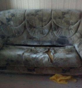 Диван и 2 кресла ✨