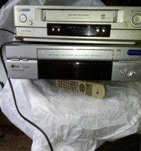 Видеомагнетофон