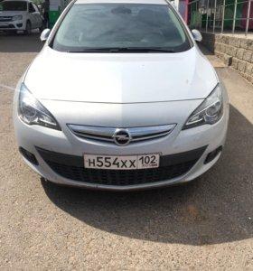 Opel Astra J GTS