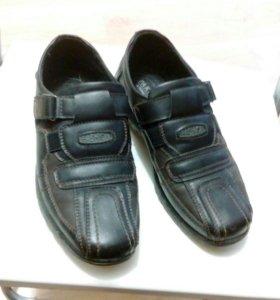 Ботинки на мальчика размер 39, по стельке 25 см