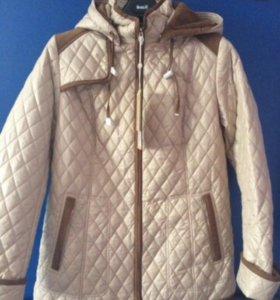 Куртка демисезон новая