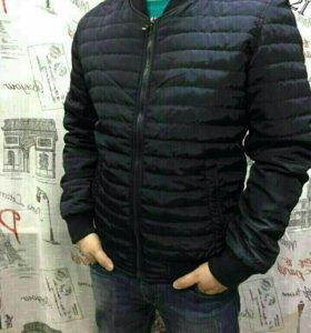 Новая Куртка мужская осень весна