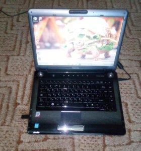 Продам ноутбук toshiba A300-15j