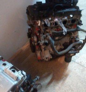 ДВС LF Mazda 6 2л. щуп в ГБЦ