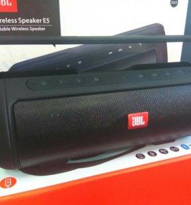 Портативная колонка JBL Wireless Speaker E5